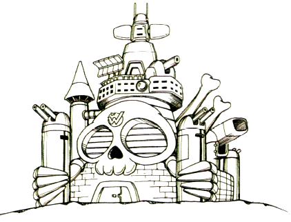 ワイリー城(ロックマンワールド)