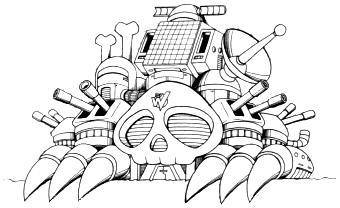 ワイリー城(ロックマンワールド3)