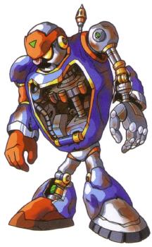 オールドロボット