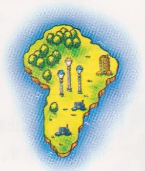 グリーン大陸