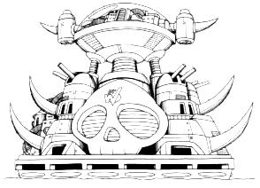 ワイリーステーション(ロックマンワールド3)
