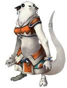 Shugo female design 1