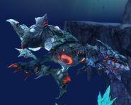 Dredgion battleship