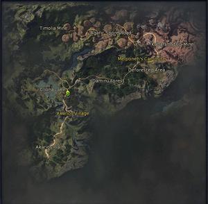 Map of Poeta