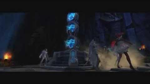 Aion Cutscenes - Illuminary Obelisk
