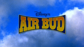 Air Bud title card.png
