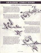 8th part -Air Raiders Combat Report