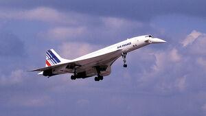 Concord-Air France
