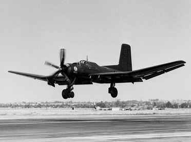 800px-Douglas XTB2D-1 landing c1945.jpg