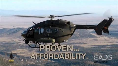 Airbus Group - AAS-72X Armed Aerial Scout Helicopter 720p