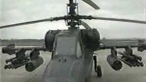 Kamov Ka-50 'Blackshark'