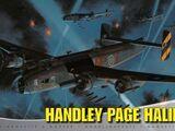 Handley Page Halifax BIII (A06013)