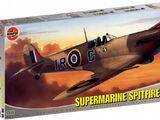 Supermarine Spitfire MkVb (A12005)