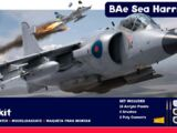 BAe Sea Harrier FRS1 Gift Set (A50010)