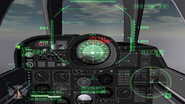 T-58VD Cockpit 1
