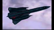 SR-71 Enemy AFD