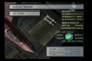 YF-23A HM-AAM