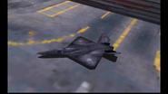YF-23 (parked)