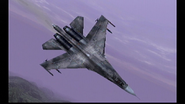Su-27B Enemy AFD 1