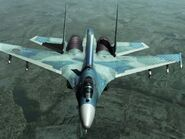 Su-27SMK AFD Storm Wallpaper 1