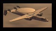 """E.D.A.F. E-2C Hawkeye from """"Counter attack"""" Fleet Attack"""