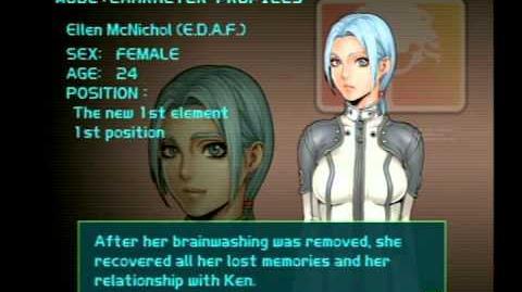 Air Force Delta Strike Character Profile-Ellen McNichol (E.D.A.F