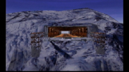 Mountain Base entrance