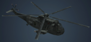 SH-3H Sea King (EDAF) 1
