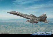 AFD Storm S-37 Berkut Wallpaper
