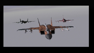 Albert's MiG-25PDS (Cutscene)