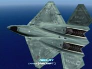 YF-23A AFD Storm Replay 1