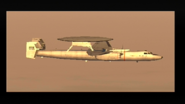 E-2C lacks emblem