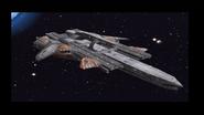 Space Descent Aircraft Carrier (Isis, Mathild, Neeth, Toutatis)