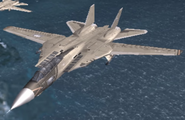 F-14D Maverick Cutscene 1