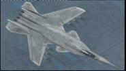 Sukhoi Su-47 (Attack of the Tyrant)