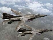 MiG-27K AFD Storm Wallpaper 1