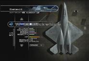 YF-23 AFD Storm