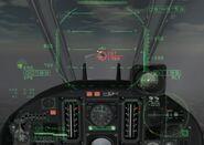 F-105 Cockpit 1