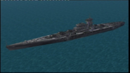 Yamato-class battleship (Attack of the Tyrant)