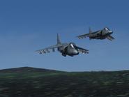 AFD2 AV-8B Enemy