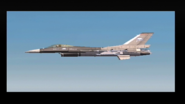 E.D.A.F. F-16C emblem