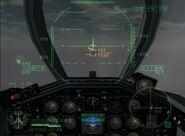 Yak-28L Cockpit 1
