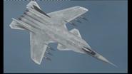 Su-47 Enemy AFD Storm