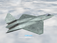 AFD2 YF-23 Player (2)
