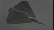 Lockheed Martin X-44 MANTA (3) (Black Target)