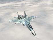 AFD2 Su-27 Player
