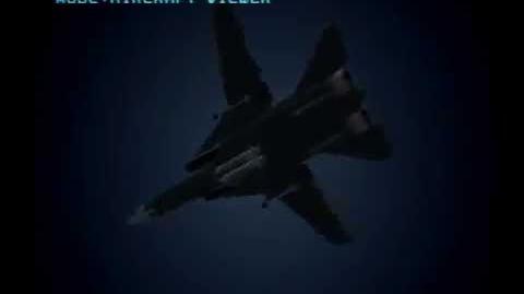 Air Force Delta Strike Aircraft Viewer-Ruth's Planes