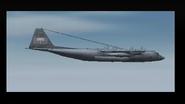 E.D.A.F. AC-130H emblem