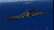 Sovremenny-class destroyer (Battle of Castalia Sea)