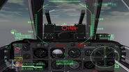 F-100D Cockpit 1